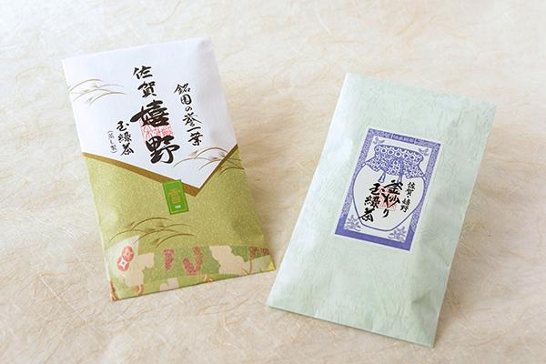 冷茶におすすめの茶葉2種