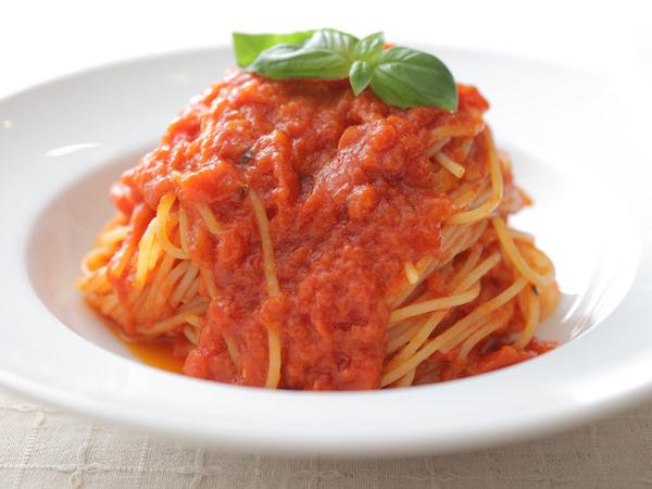 トマト ソース 酸っぱい