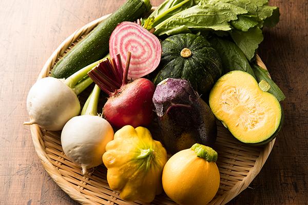 野菜の刺身