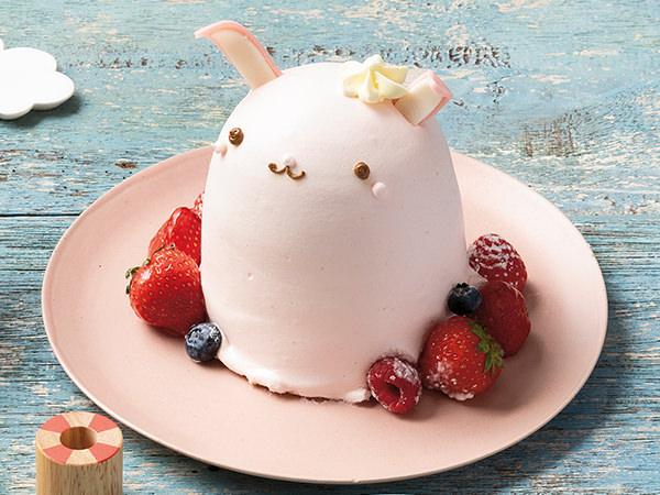 ロリオリ365 by アニバーサリーのアニマルデコレーションケーキうさぎ