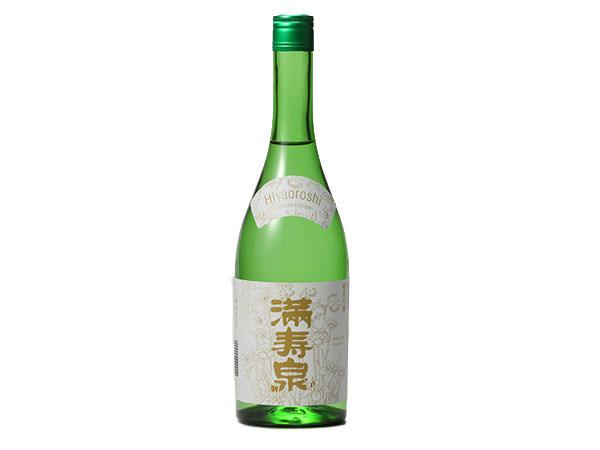 桝田酒造店の満寿泉 Limited Edition 純米吟醸 ひやおろし
