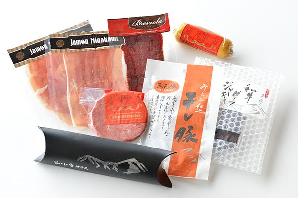 <育風堂精肉店>育風堂「一ノ倉」セット