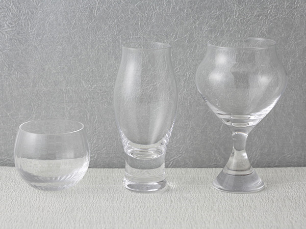<KIMOTO GLASS TOKYO>の酒器