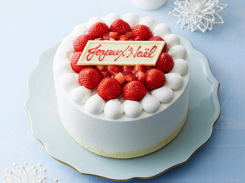 ホテルニューオータニ パティスリーSATSUKIのエクストラスーパークリスマスあまおうショートケーキ