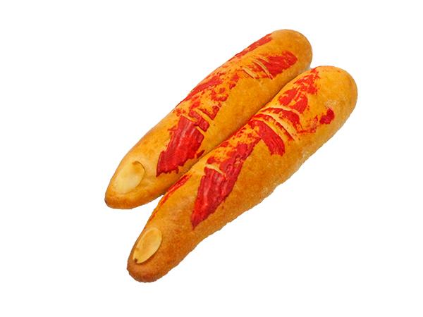 メゾンカイザーの指のパン