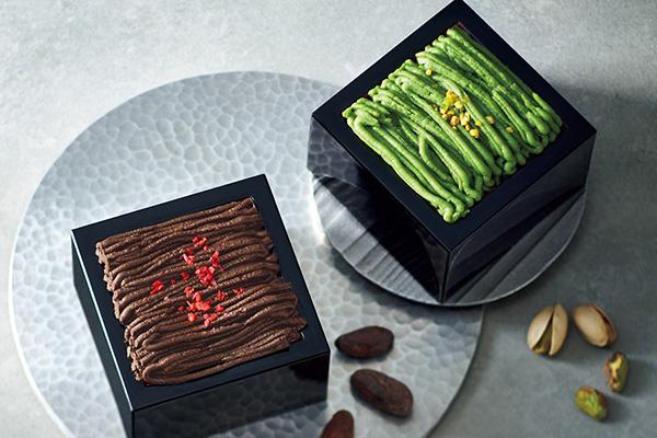 信州 里の菓工房の信州伊那栗使用ショコラとピスタチオのモンブラン