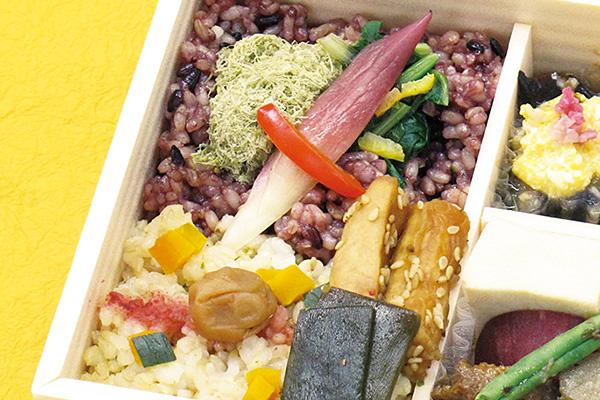 亀戸 升本の「和正食 和(なごみ)」の玄米ご飯のイメージ