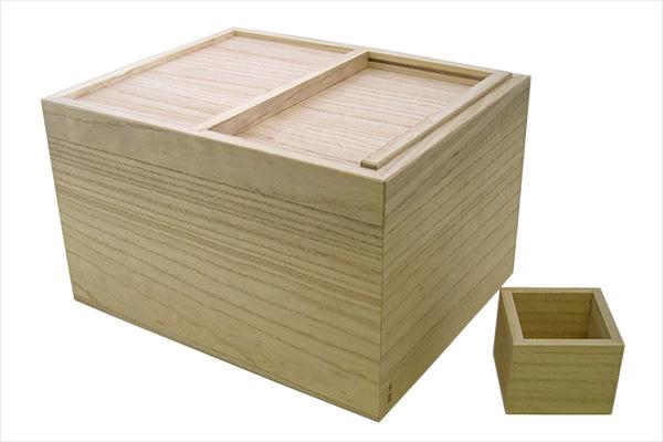 日本橋 木屋の米櫃