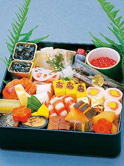 <東京吉兆 本店>和食一段