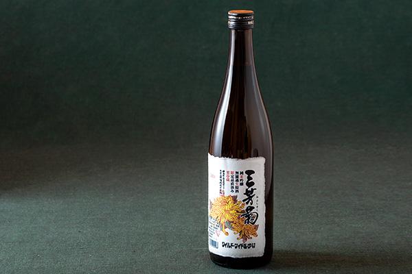 <三芳菊酒造>「三芳菊純米吟醸五百万石」