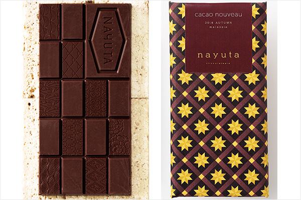 <ナユタ チョコラタジア>2018年cacao nouveau 2018 AUTUMN