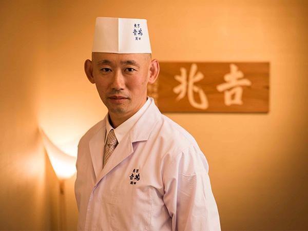 岡田料理長プロフィール写真