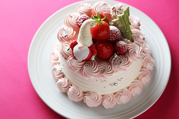 クリスマスケーキのイメージ