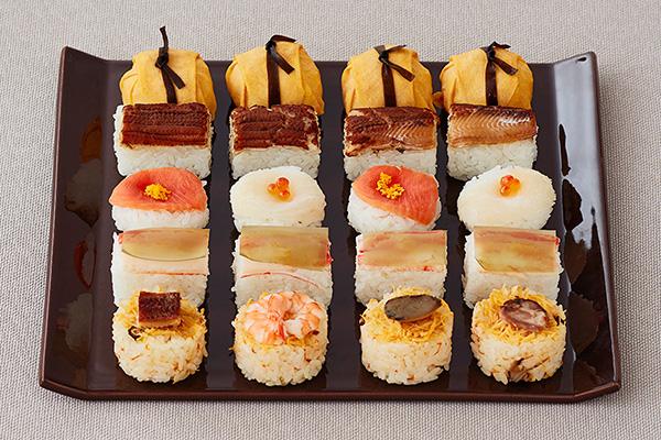 <有職>ミニ寿司詰合せ