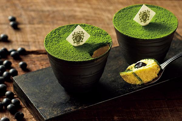 日本茶菓SANOAHの抹茶てぃらみす