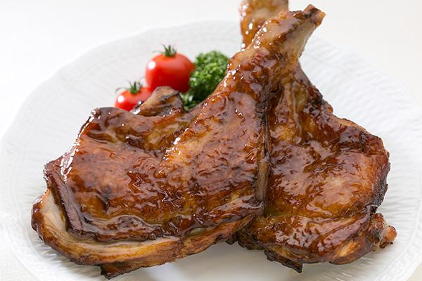四陸PREMIUMのハーブ悠然鶏のクリスマスチキン