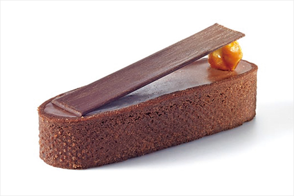 <モリ・ヨシダ>×<コンパルティール ヴァロール>のタルト オ ショコラ