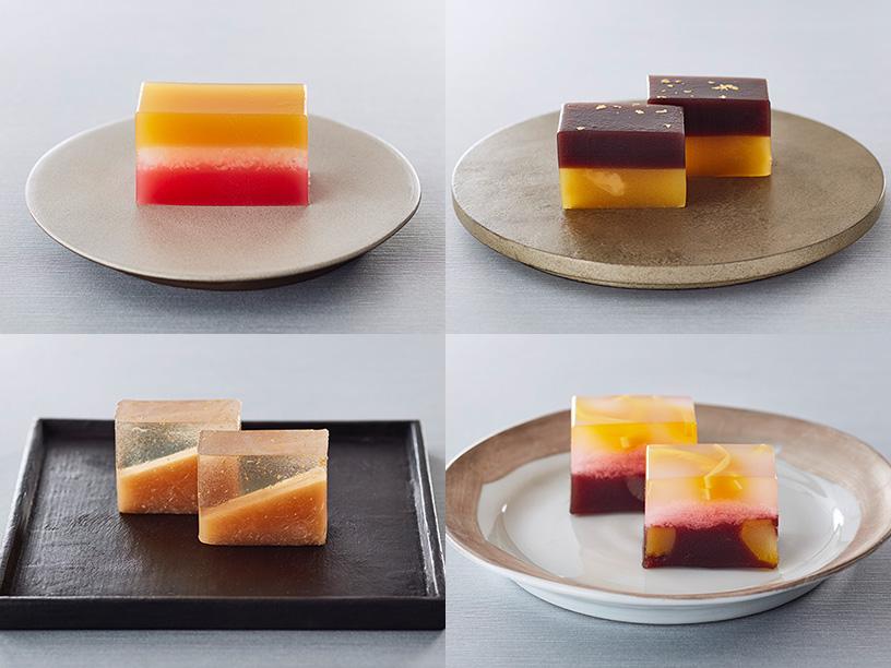 御題菓子4枚組