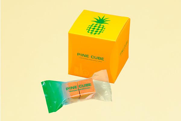 崎陽軒のPINE CUBE