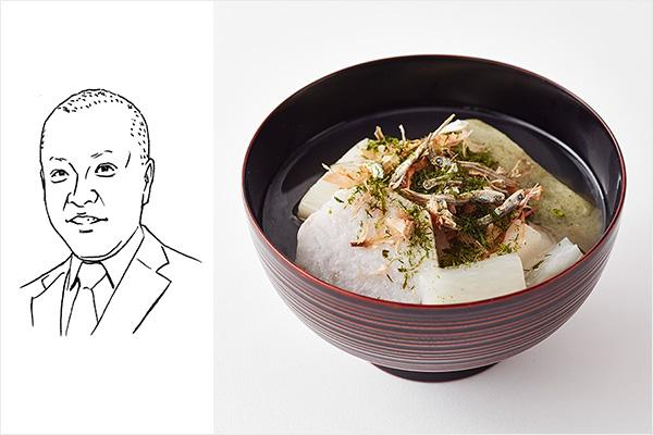 小泉バイヤー雑煮イメージ+イラスト