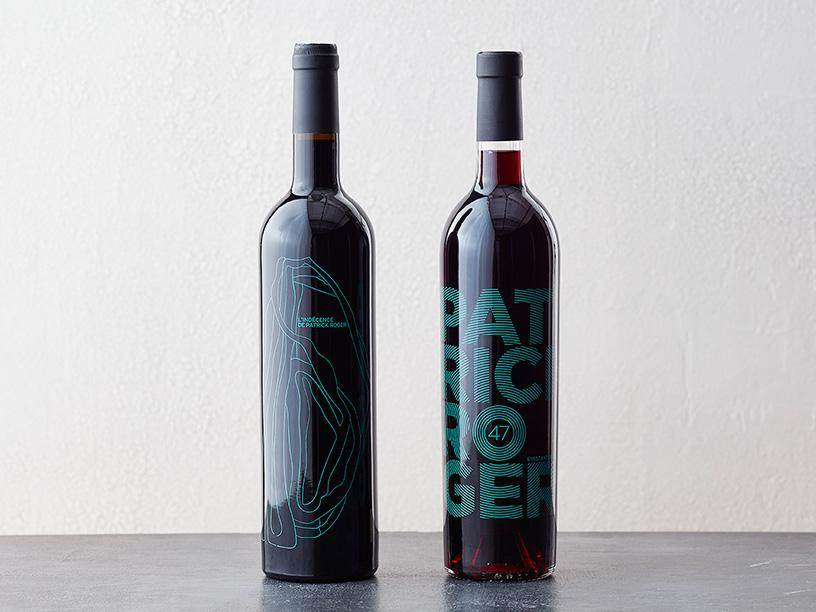 <ドメーヌ パトリック・ロジェ>ワイン2本
