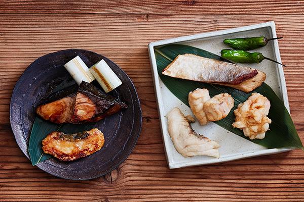 <松本魚問屋>魚問屋が作った魚惣菜各種(焼魚・揚魚)