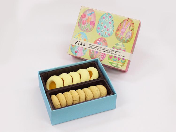 フィーカのクッキーアソート(イースターパッケージ)