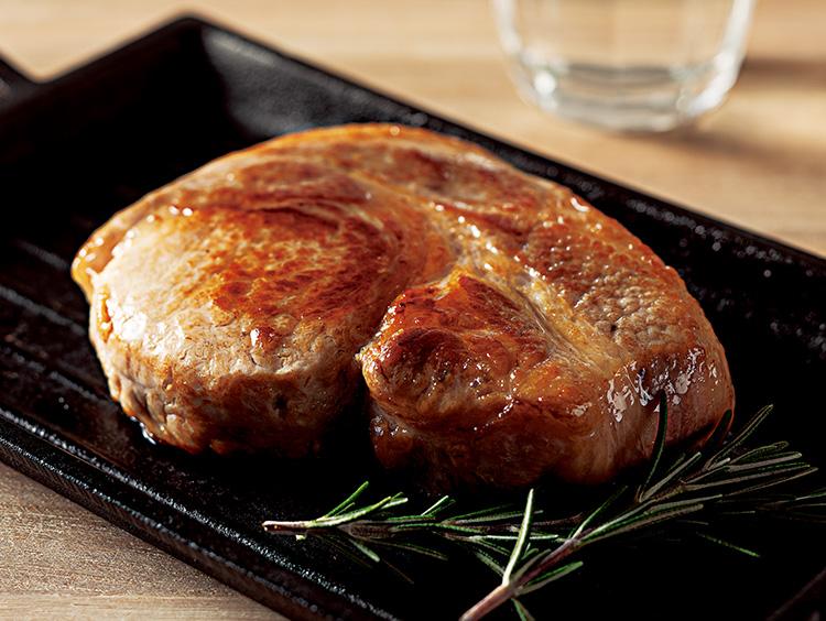氷室豚の調理イメージ