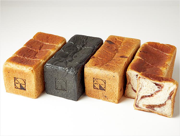 高級]美食パン専門店GaLaのブラン美食パンセット