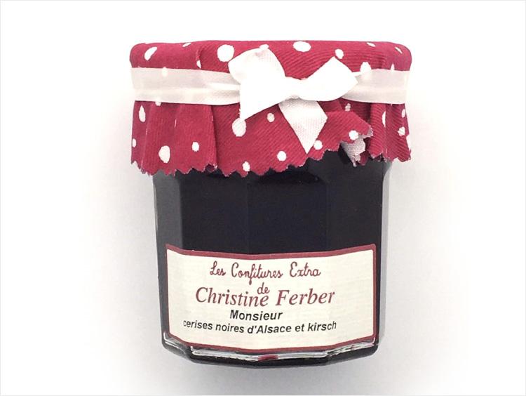 クリスティーヌ・フェルベールのブラックチェリーとキルシュ酒