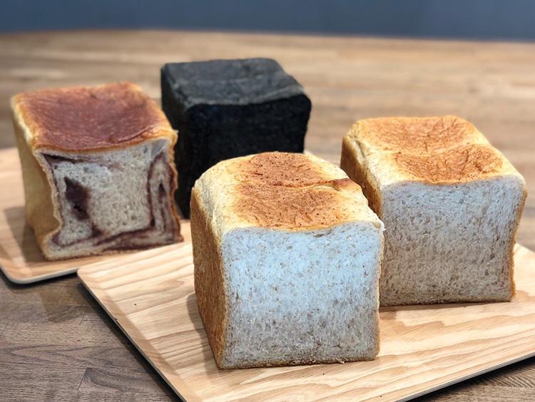 美食パン専門店GaLaの美食パンセット