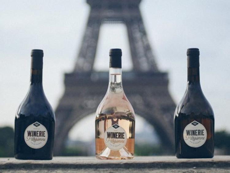ワイナリー パリジェンヌのワイン