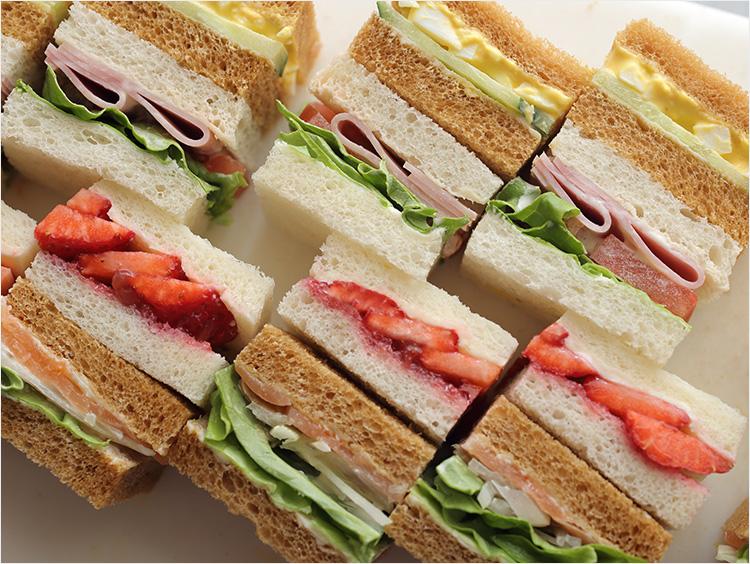 サンドイッチのイメージ