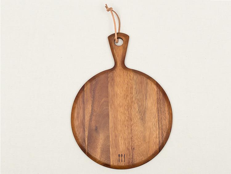 栗原はるみの木製ピザボード