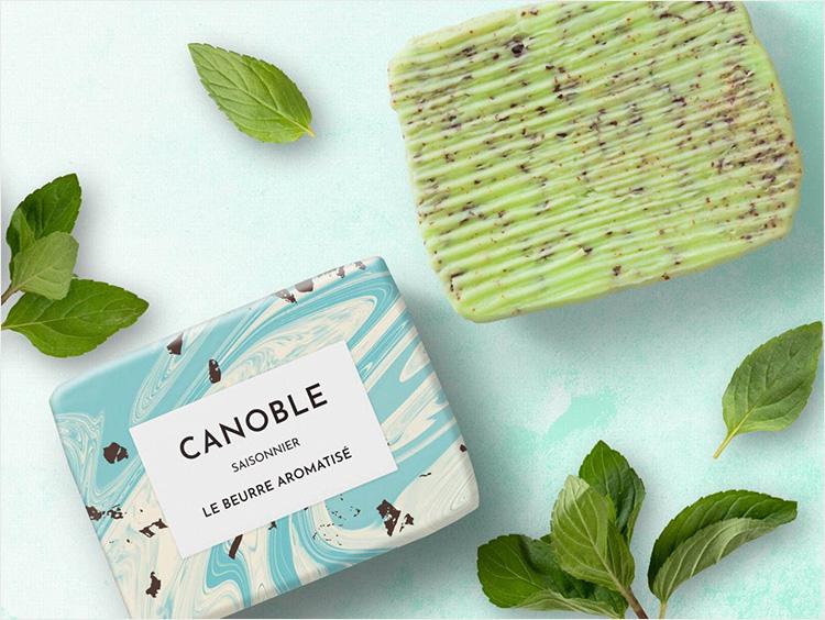 CANOBLEのチョコミント