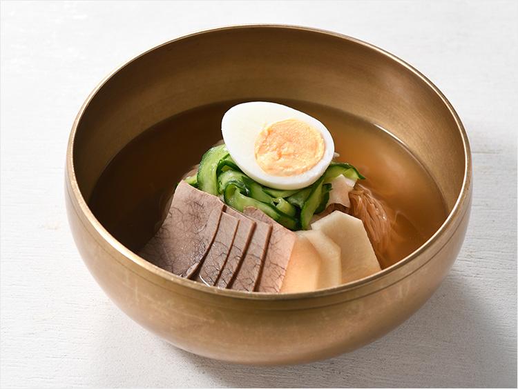 <韓食 古家>水冷麺