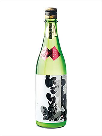 <人気酒造>人気一「にごり純米吟醸」(720ml) 1,491円(税込) 限定 60本限り
