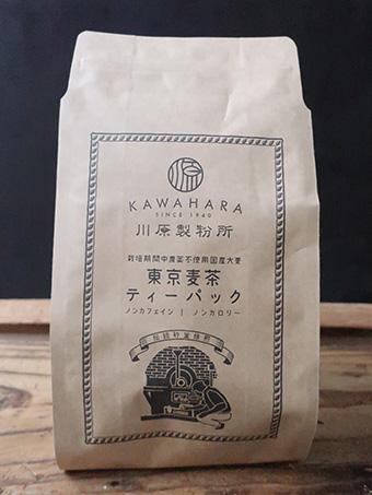 <川原製粉所>東京麦茶 ティーパック