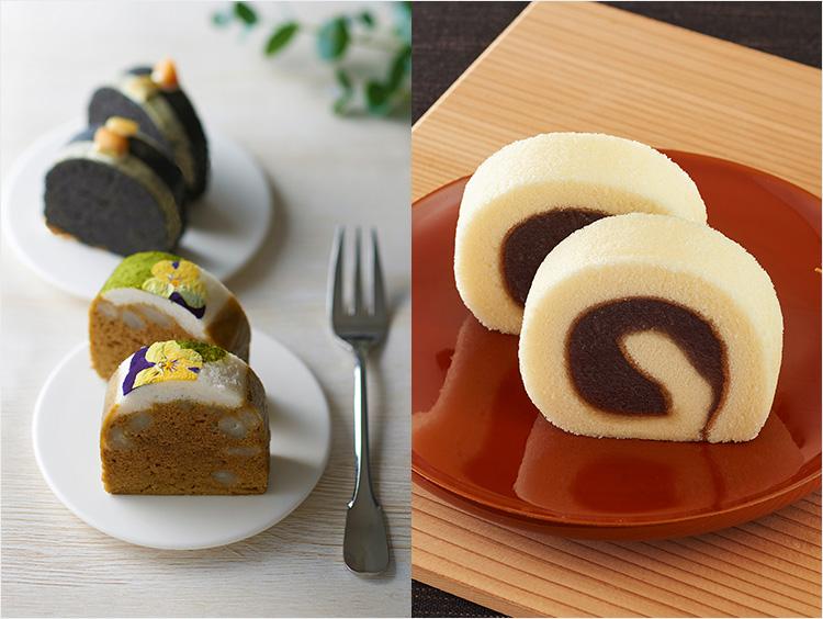<FUKU+RE>ふくれ菓子2種 1セット、<一六本舗>四国名菓一六タルト1本