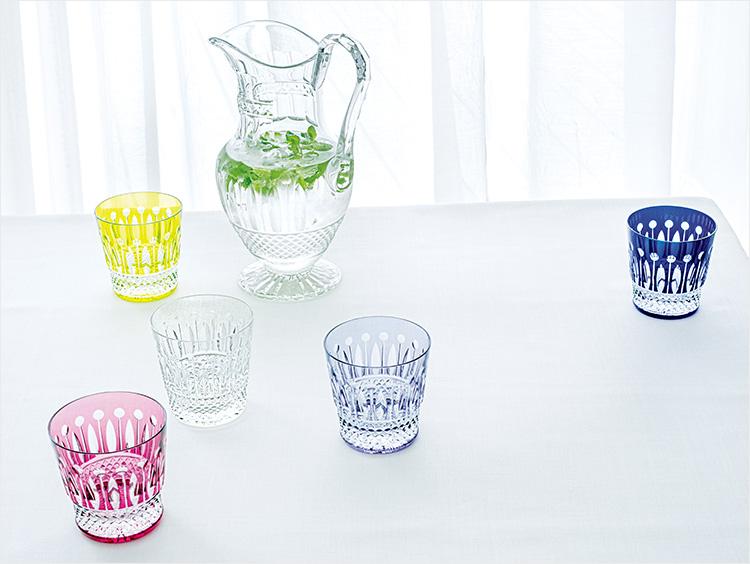 グラスの集合