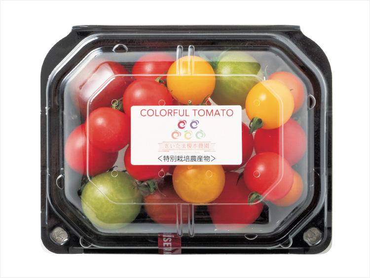榎本農園のカラフルミニトマト