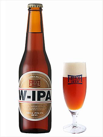 <箕面ビール>W-IPA