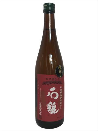 <石鎚酒造>石鎚 特別純米 ひやおろし 槽搾り(720ml)