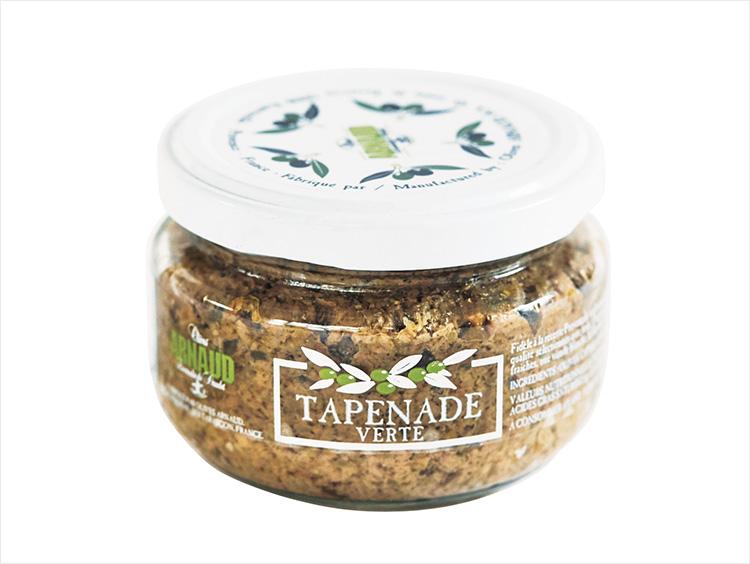 olives ARNAUDのタプナード ヴェール