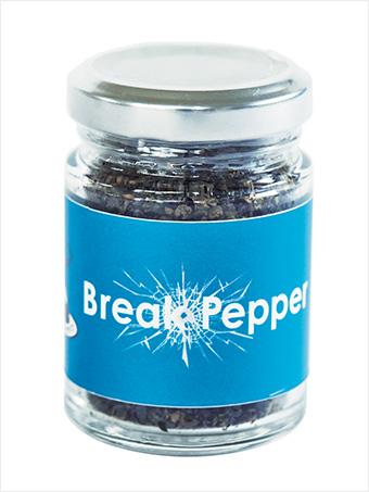 〈アパッペマヤジフ〉Break Pepper