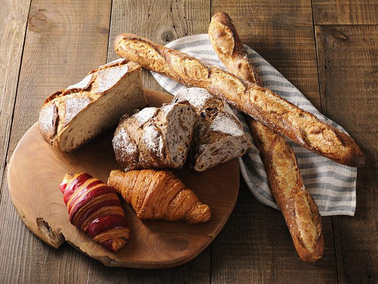 <リベルテ・パティスリー・ブーランジェリー>のパンのイメージ