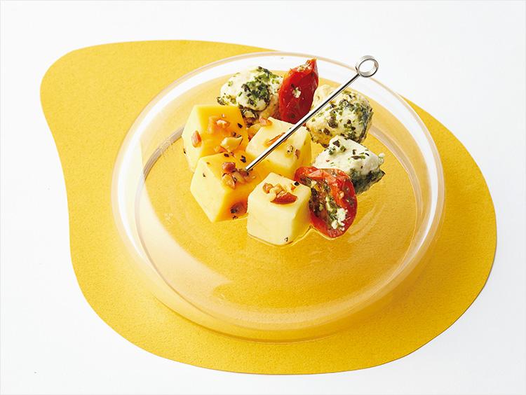 <燻製BALPAL PLUS>チーズピンチョス(ナッティーチーズ&フェタ風ホワイト)