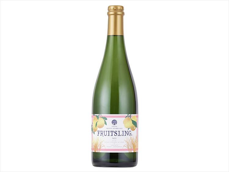 <フルーツリング>かづの北限の桃×レモングラス