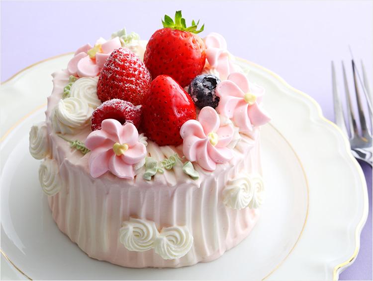 ホール ケーキ ワン