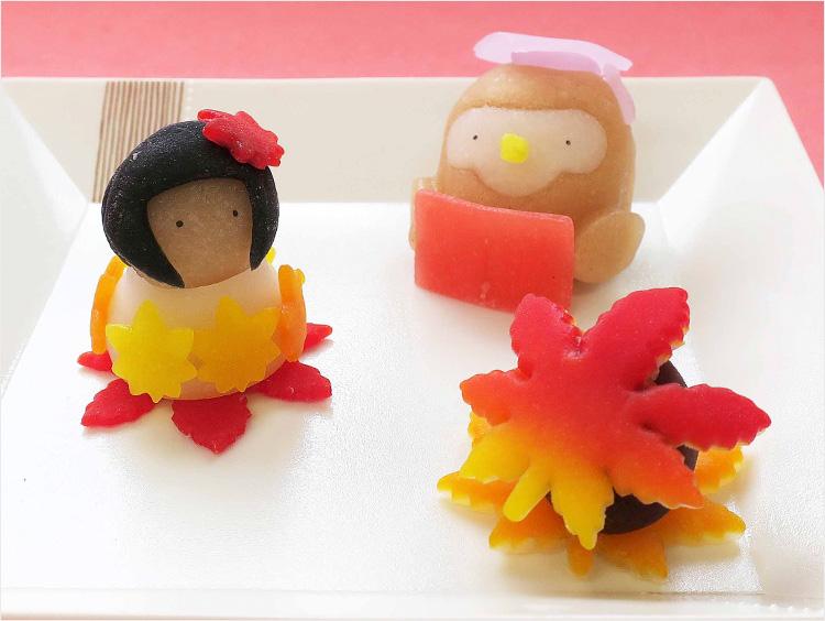 <nikiniki>季節の生菓子